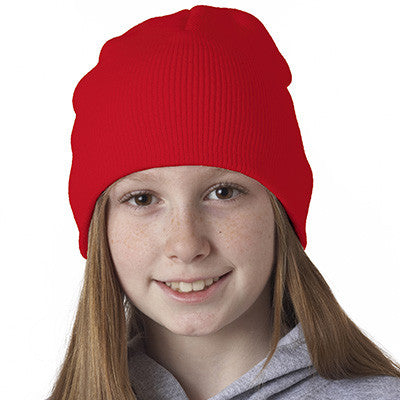 Ultraclub Knit Beanie - EZ Corporate Clothing  - 4