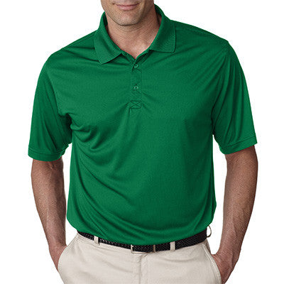 UltraClub Mens Cool-n-Dry Sport Performance Interlock Polo - EZ Corporate Clothing  - 9