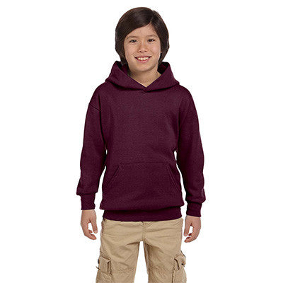 Hanes Youth Comfortblend Hooded Pullover - EZ Corporate Clothing  - 9