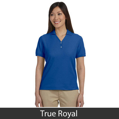 Devon & Jones Ladies Pima Pique Short-Sleeve Y-Collar Polo - EZ Corporate Clothing  - 21