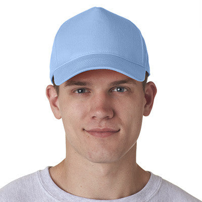 Ultraclub Classic Cut Cotton Twill Cap - EZ Corporate Clothing  - 9