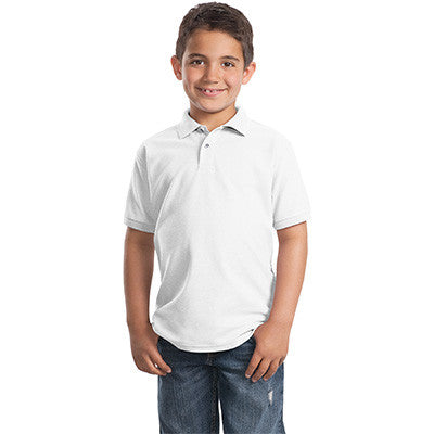 Port Authority Youth Silk Touch Sport Shirt - EZ Corporate Clothing  - 15