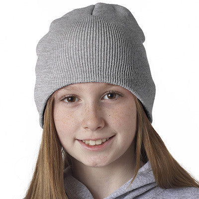 Ultraclub Knit Beanie - EZ Corporate Clothing  - 2