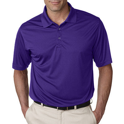 UltraClub Mens Cool-n-Dry Sport Performance Interlock Polo - EZ Corporate Clothing  - 13