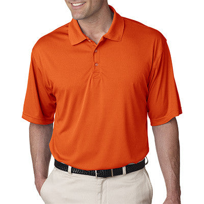 UltraClub Mens Cool-n-Dry Sport Performance Interlock Polo - EZ Corporate Clothing  - 12