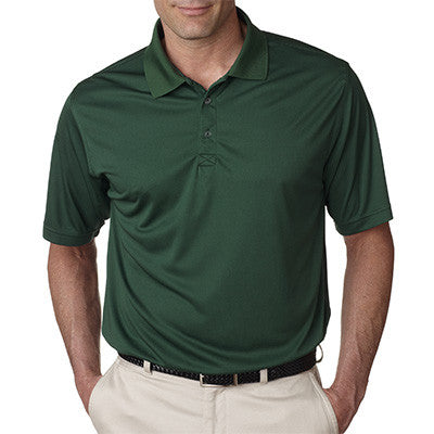 UltraClub Mens Cool-n-Dry Sport Performance Interlock Polo - EZ Corporate Clothing  - 6