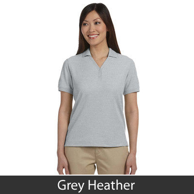 Devon & Jones Ladies Pima Pique Short-Sleeve Y-Collar Polo - EZ Corporate Clothing  - 12