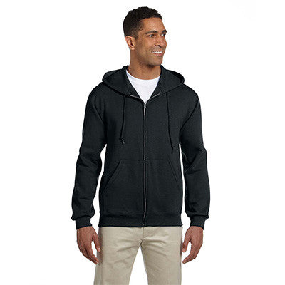 Jerzees Adult Super Sweats Full-Zip Hooded Sweatshirt - EZ Corporate Clothing  - 3