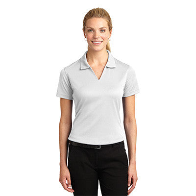 Sport-Tek Ladies Dri-Mesh V-Neck Sport Shirt - EZ Corporate Clothing  - 17