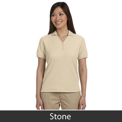 Devon & Jones Ladies Pima Pique Short-Sleeve Y-Collar Polo - EZ Corporate Clothing  - 19
