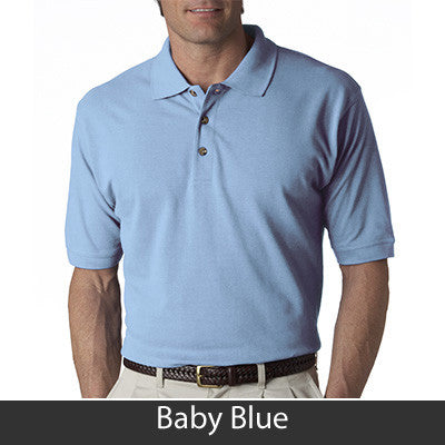 UltraClub Mens Classic Pique Polo - EZ Corporate Clothing  - 6