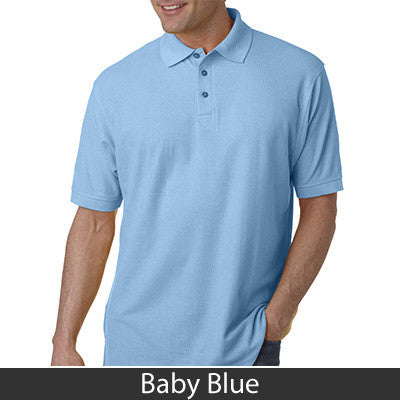 UltraClub Mens Whisper Pique Polo - EZ Corporate Clothing  - 5