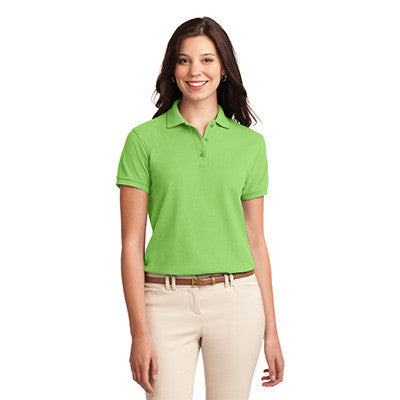 Port Authority Ladies Silk Touch Sport Shirt - AIL - EZ Corporate Clothing  - 20