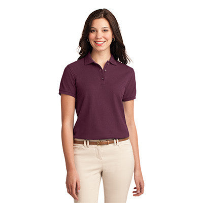 Port Authority Ladies Silk Touch Sport Shirt - AIL - EZ Corporate Clothing  - 21