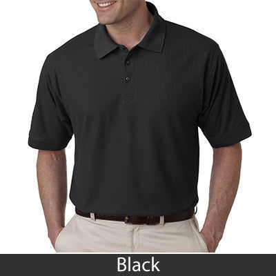 UltraClub Mens Whisper Pique Polo - EZ Corporate Clothing  - 6