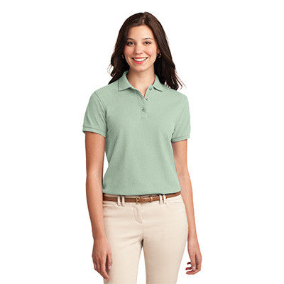 Port Authority Ladies Silk Touch Sport Shirt - AIL - EZ Corporate Clothing  - 23