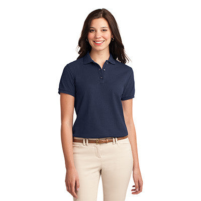 Port Authority Ladies Silk Touch Sport Shirt - AIL - EZ Corporate Clothing  - 24