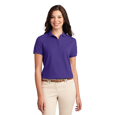 Port Authority Ladies Silk Touch Sport Shirt - AIL - EZ Corporate Clothing  - 26