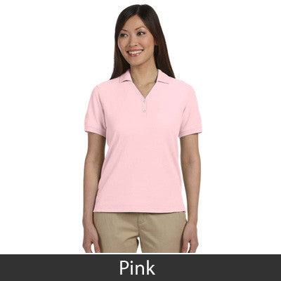 Devon & Jones Ladies Pima Pique Short-Sleeve Y-Collar Polo - EZ Corporate Clothing  - 15