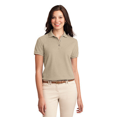 Port Authority Ladies Silk Touch Sport Shirt - AIL - EZ Corporate Clothing  - 30