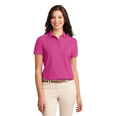 Port Authority Ladies Silk Touch Sport Shirt - AIL - EZ Corporate Clothing  - 35