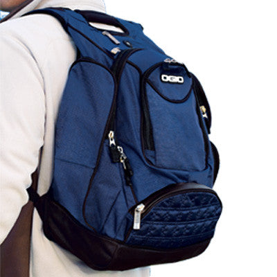 EZ Corporate Clothing - Custom Embroidered Backpacks