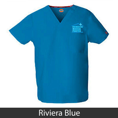 Dickies Medical 83706 / Unisex V-Neck Top - Little River Healthcare