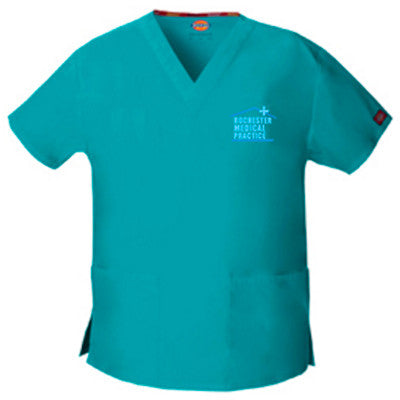 Dickies Medical 86706/Missy Fit V-Neck Top