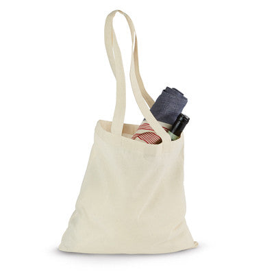 Gemline Economy Tote - Natural - EZ Corporate Clothing  - 2