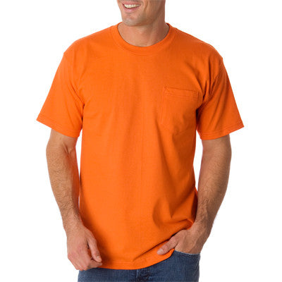 Bayside Pocket Tee-Shirt - EZ Corporate Clothing  - 2
