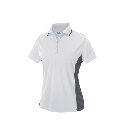 Charles River Womens Color Blocked Wicking Polo - EZ Corporate Clothing  - 11
