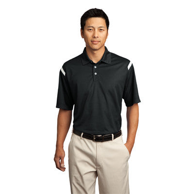 Nike Golf Dri-Fit Shoulder Stripe Polo - EZ Corporate Clothing  - 2