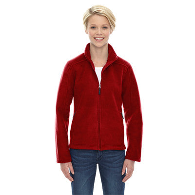 Ladies Journey Core365 Fleece Jacket - EZ Corporate Clothing  - 7