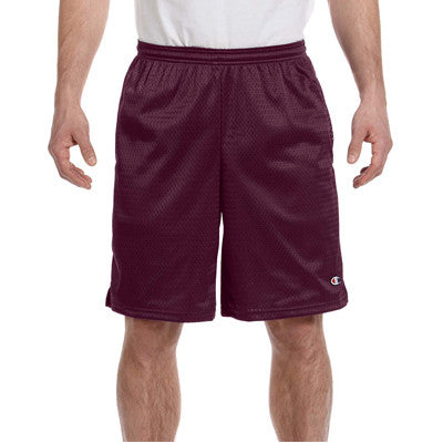 Champion Long Mesh Shorts With Pocket - EZ Corporate Clothing  - 8