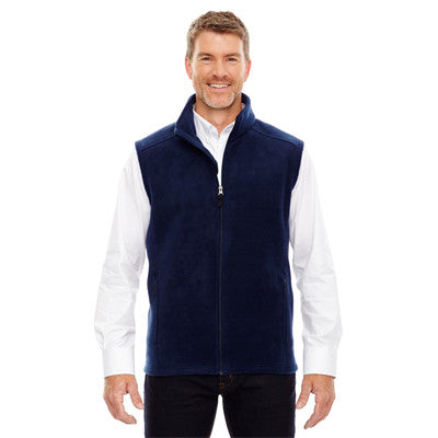 Men's Tall Journey Core365 Fleece Vest - EZ Corporate Clothing  - 3