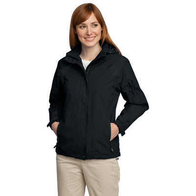 Port Authority Ladies All-Season II Jacket - AIL - EZ Corporate Clothing  - 2