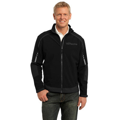Port Authority Mens Embark Soft Shell Jacket - EZ Corporate Clothing  - 2