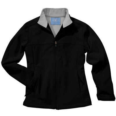 Charles River Womens Soft Shell Jacket - EZ Corporate Clothing  - 3