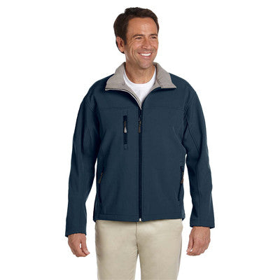 Devon & Jones Men's Soft Shell Jacket - EZ Corporate Clothing  - 5