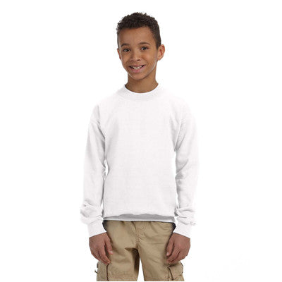 Gildan Youth Heavyweight Blend Crewneck - EZ Corporate Clothing  - 12