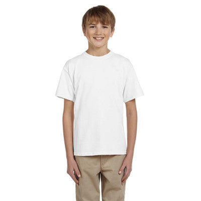 Gildan Youth Ultra Cotton T-Shirt - EZ Corporate Clothing  - 3