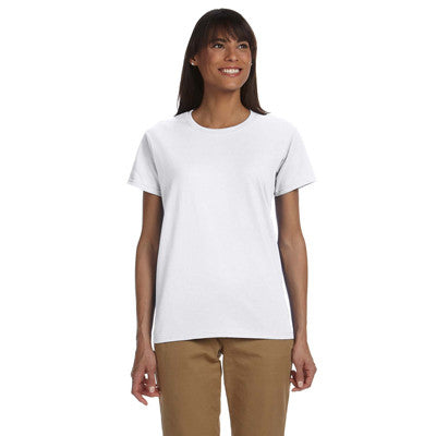 Gildan Ladies Ultra Cotton T-Shirt with Embroidery - EZ Corporate Clothing  - 7