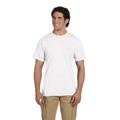 Gildan Adult DryBlend T-Shirt with Pocket - EZ Corporate Clothing  - 3