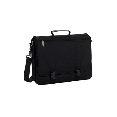 UltraClub Classic Briefcase - EZ Corporate Clothing  - 2