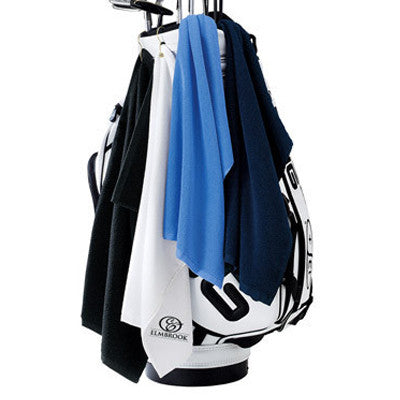 Port Authority Grommeted Microfiber Golf Towel - EZ Corporate Clothing  - 1