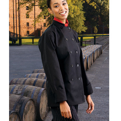 Napa Chef Coat for Women - EZ Corporate Clothing  - 2