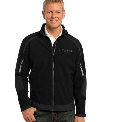 Port Authority Mens Embark Soft Shell Jacket