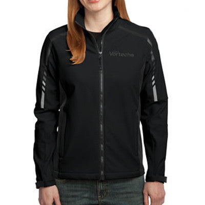 Port Authority Ladies Embark Soft Shell Jacket - EZ Corporate Clothing  - 1