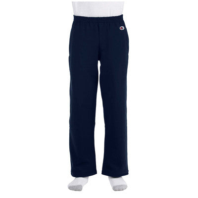 Champion Youth Open-Bottom Sweatpants - EZ Corporate Clothing  - 3