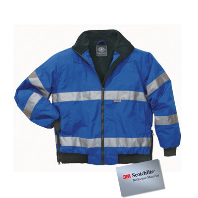 Charles River Signal Hi-Vis Jacket - EZ Corporate Clothing  - 5